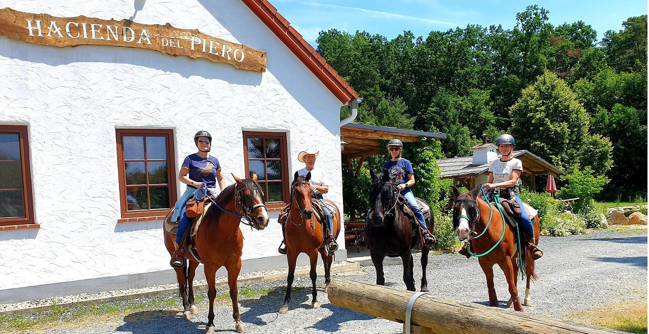 Mexikanisches Urlaubsfeeling auf der Hacienda del Piero